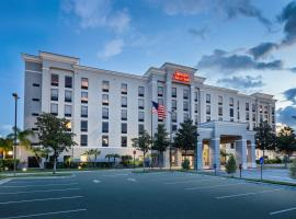 Hampton Inn & Suites Orlando International Drive North, hotel near Ripley's Believe It or Not!, Orlando