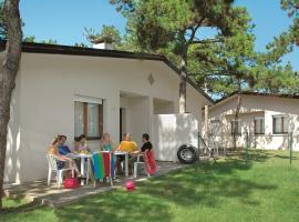 Villaggio Le Palme, hotel v Lignanu Sabbiadoru