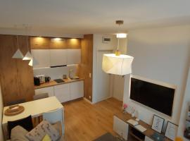Central Apartments Rajska, self catering accommodation in Gdańsk