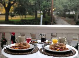 Forsyth Park Inn, B&B in Savannah