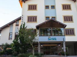 Pousada Serrana, hotel em Nova Petrópolis