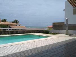 CASALAGOANA, pet-friendly hotel in Barra de São Miguel