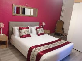 HOTEL HOSTELLERIE DES VOYAGEURS, hotel in Bonson