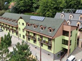 Horský hotel Eva, hotel v destinaci Svätý Jur