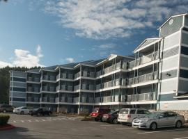 Waters Edge 403, apartment in Lincoln City