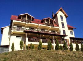 Pensiunea Lostrita, guest house in Buhalniţa
