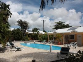 BALAGA VACANCES, hotel in Sainte-Anne
