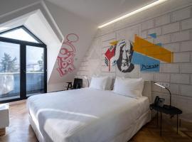 Platforma Design Hotel, hotel in Tbilisi City