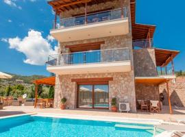 Villa Giapis, hotel in Mikros Gialos