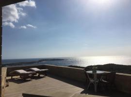 Elafonisi Villa above the Beach, pet-friendly hotel in Elafonisi