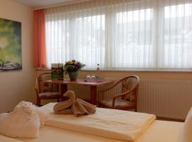 Hotel Thüringenschanze, Hotel in Oberhof
