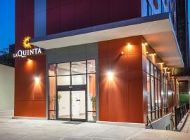 La Quinta Inn and Suites by Wyndham Long Island City,皇后區的飯店