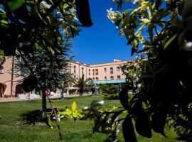 Villa Giatra, viešbutis mieste Cammarata