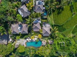 Puri Gangga Resort Ubud, hotel in Tegalalang