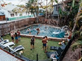 Why Not Backpackers, hotel near Cairns Base Hospital, Cairns