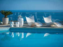 Happy Cretan Suites, serviced apartment in Agia Pelagia