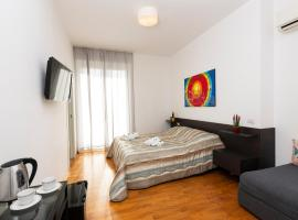 Albamares b&b, hotel with jacuzzis in Salerno