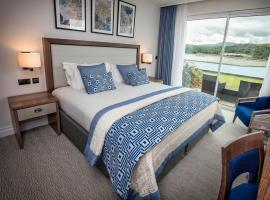 The Quay Hotel and Spa, hotel near Bodnant Garden, Conwy
