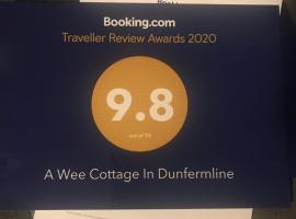 A Wee Cottage In Dunfermline, luxury hotel in Dunfermline