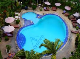 Hotel Romeo Palace Pattaya, отель в городе Северная Паттайя