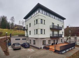 Pension Varta, guest house in Janske Lazne