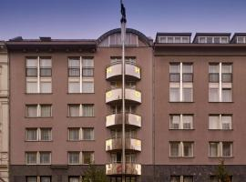 Park Plaza Berlin Kudamm, hotel near Zoologischer Garten Metro Station, Berlin