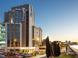 Radisson Blu Hotel Lisbon, hotel em Lisboa
