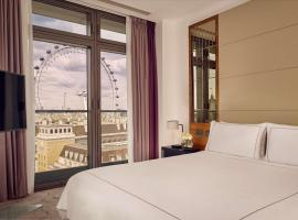 Park Plaza County Hall London, hotel in London
