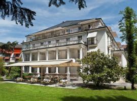 Radisson Blu Badischer Hof Hotel, Hotel in Baden-Baden