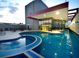 Radisson Hotel Belém, hotel in Belém