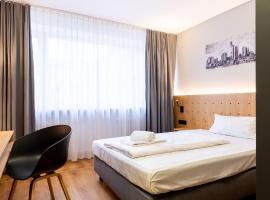 mk hotel frankfurt, Hotel in Frankfurt am Main