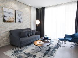 Emilia TLV, apartment in Tel Aviv