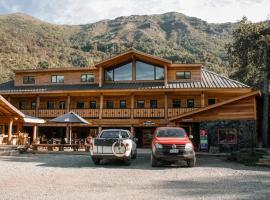 Las Bravas Lodge, lodge in Las Trancas