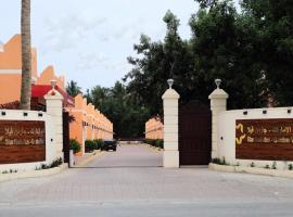 Star Emirates Garden Villas, villa in Salalah