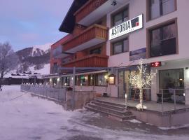 Hotel Astoria, Hotel in Ulrichen
