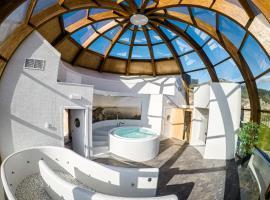 Casa Rústica O Facho, hotel cerca de Playa de Rodas, Hío