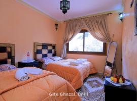 Gite Ghazal, lodge in Imlil