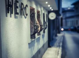 Herc Apartments Sarajevo, apartman u Sarajevu