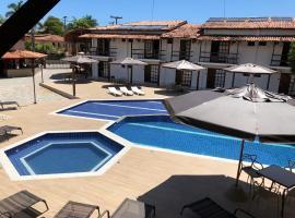 Hotel Monte Pascoal Smart, hotel em Porto Seguro