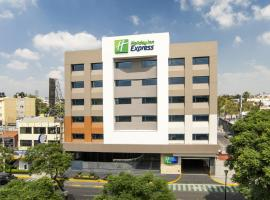 Holiday Inn Express - Mexico Basilica, hotel in Mexico City