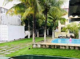 Pansija Planet Hostel Riodežaneiro