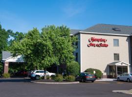 Hampton Inn & Suites Rochester/Victor, hotel in Victor