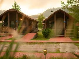 Villa Mexicana Creel Mountain Lodge, hotel en Creel