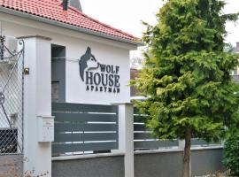 Wolf House Apartman, apartment in Zalaegerszeg