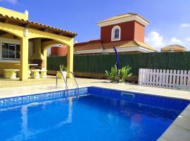 Fuertebeds Villa Valeria, pet-friendly hotel in Caleta De Fuste