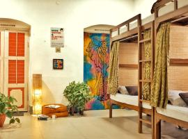 International Travellers' Hostel, hotel near Bharat Mata Temple, Varanasi
