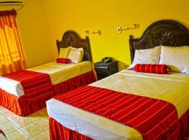 Hotel Plaza Palmero, hotel in San Pedro Sula