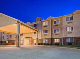 SureStay Hotel by Best Western Blackwell, hotel in Blackwell