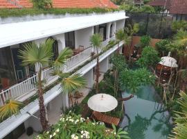 Sabana Ubud, отель в Убуде