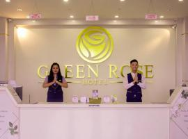 Green Rose Hotel, hotel in Batam Center
